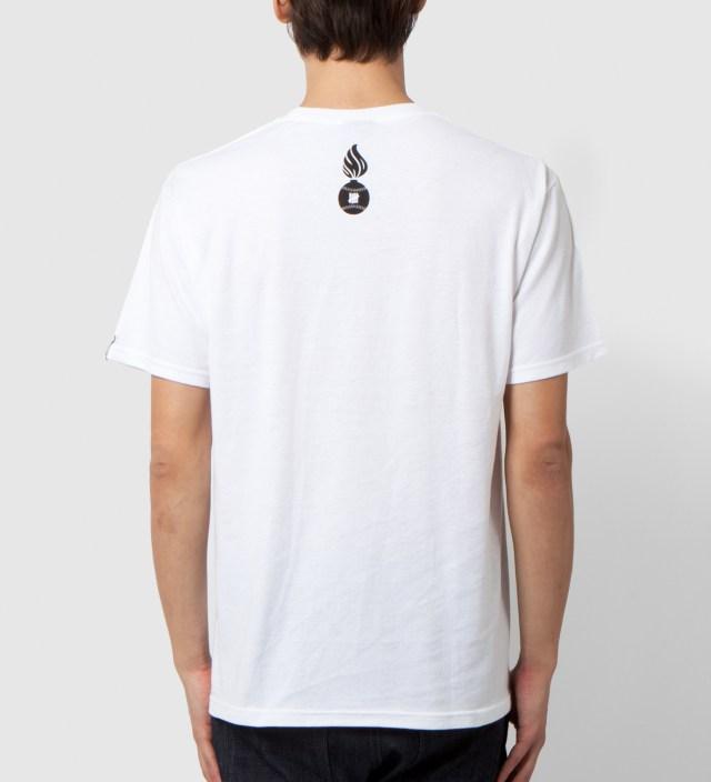 White PIT T-Shirt