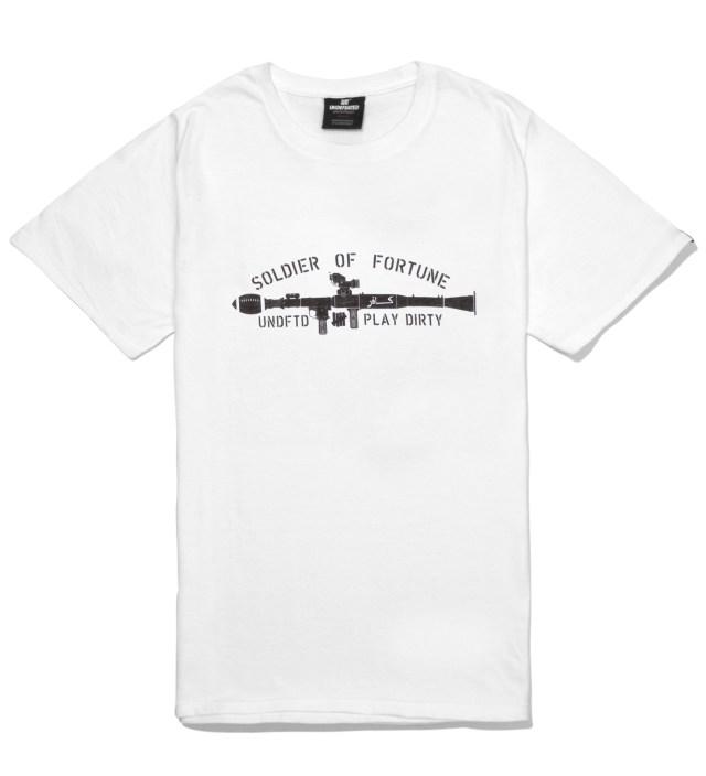 White SOF Gun T-Shirt