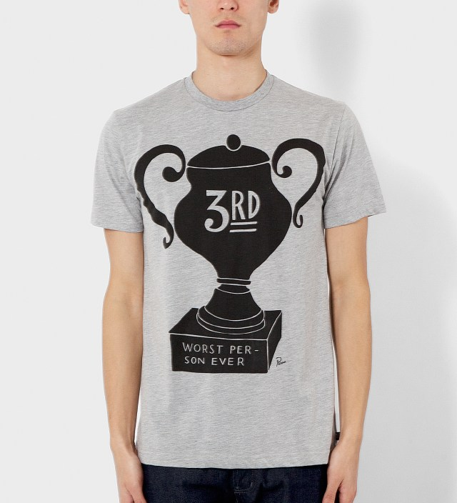 Grey 3rd Place T-Shirt