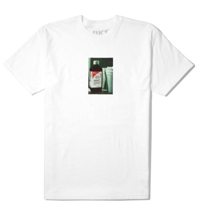 White Leanin T-Shirt