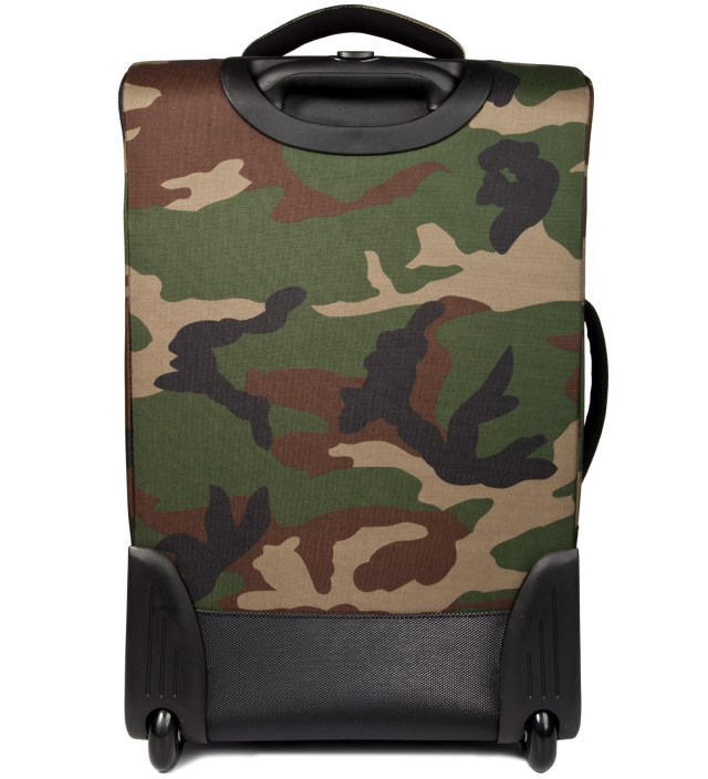 Woodland Camo Campaign Luggage