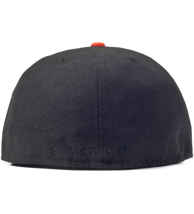 Black Feather King New Era Cap