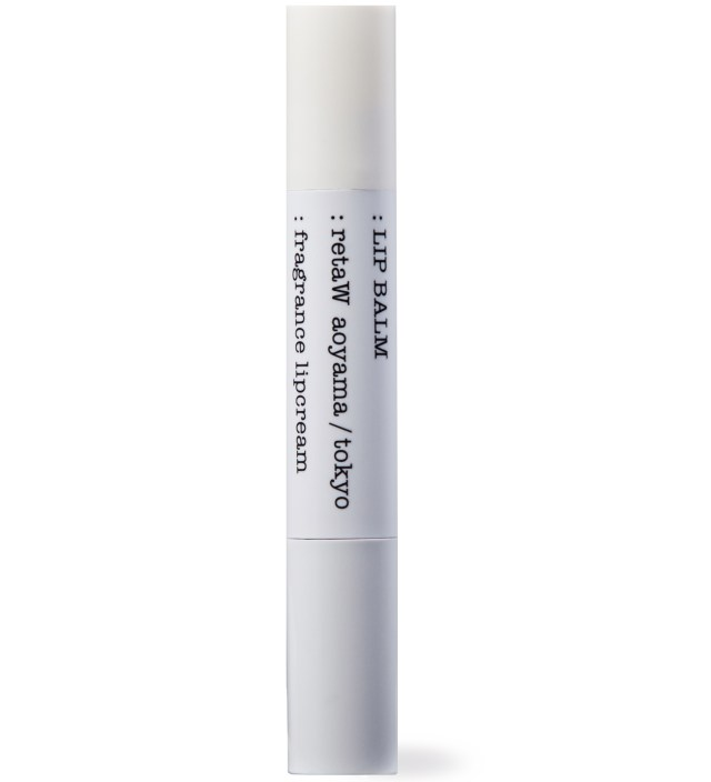 White retaW x Fragment Lip Balm