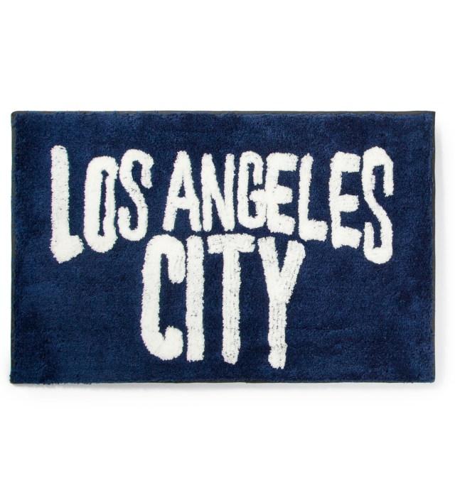 Navy Los Angeles City Rug