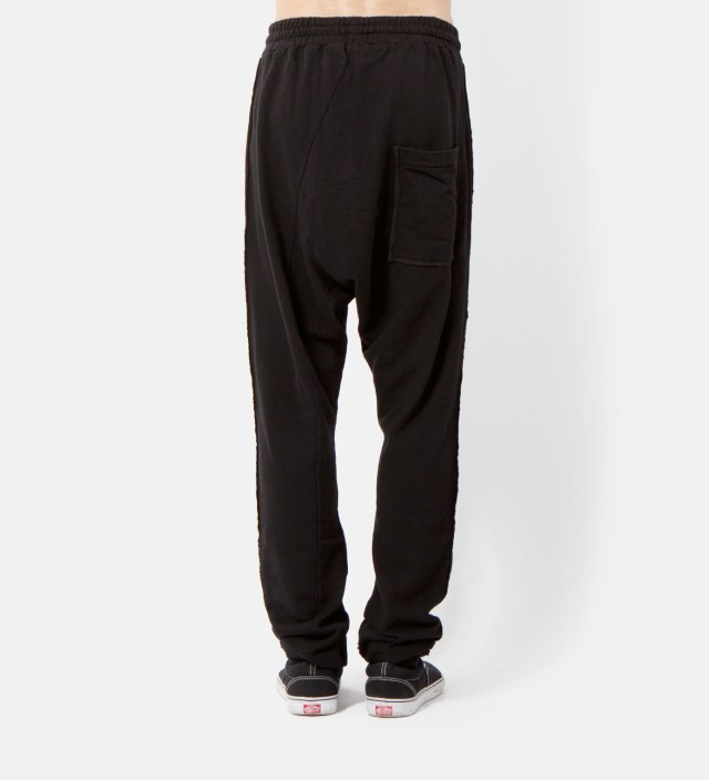 Black Piton Sweatpant