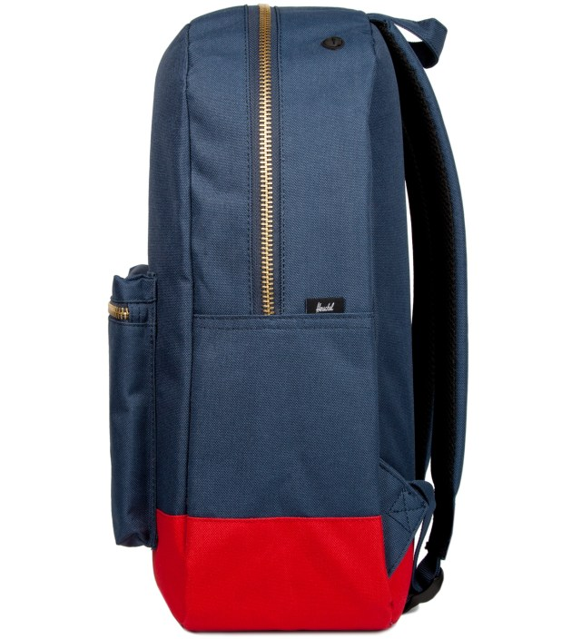 Navy/ Red Settlement Backpack