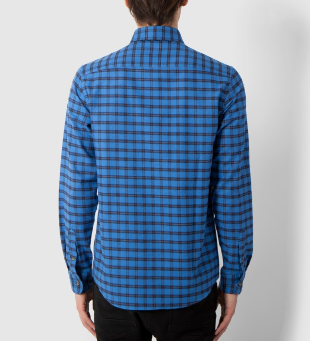 Indigo Chemise Shirt
