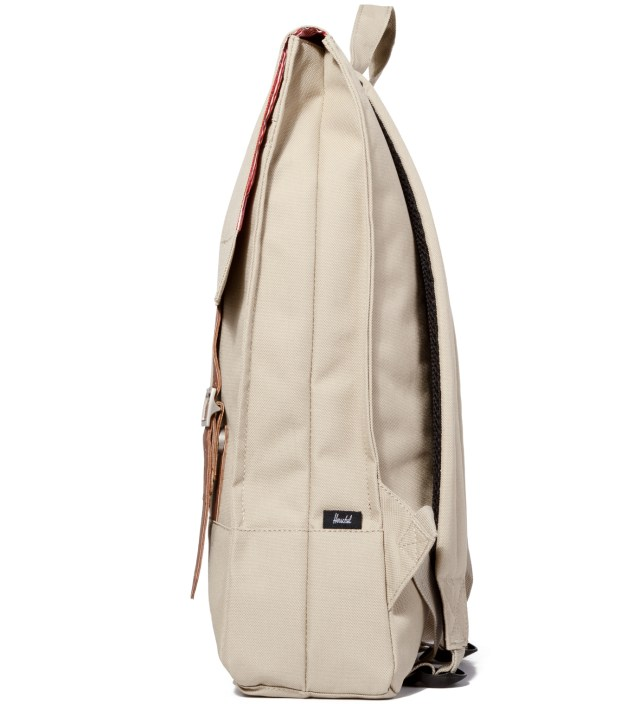 Natural Survey Canvas Backpack