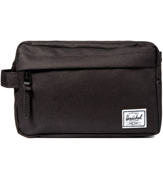 Black Token Travel Bag