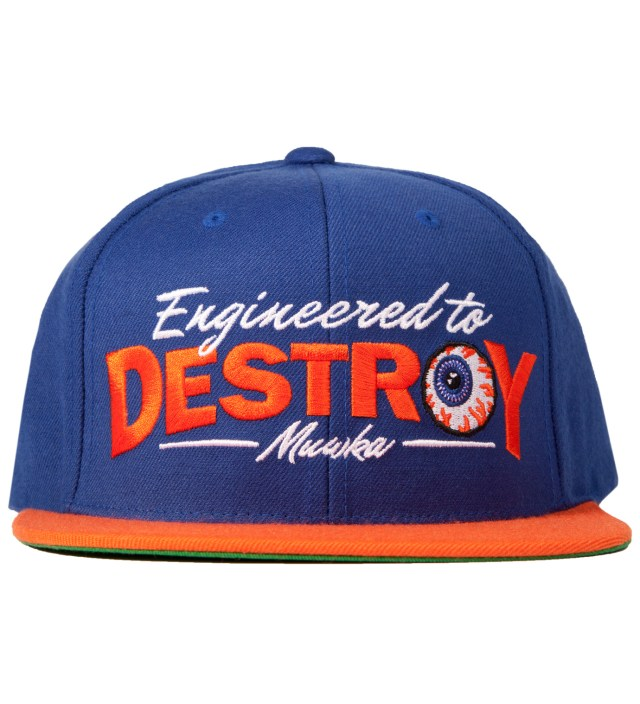 Royal No Nonsense Starter Snapback Cap