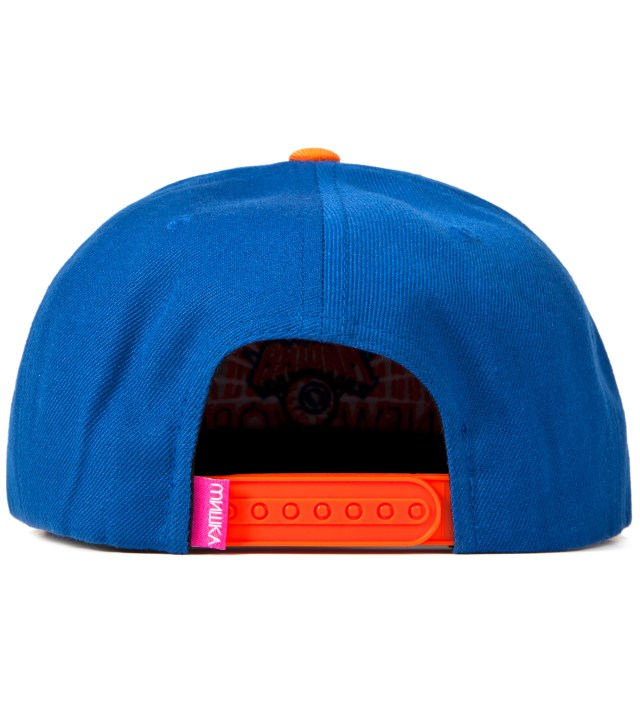 Royal Blue Dynasty Snapback