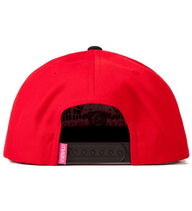 Red Dynasty Snapback