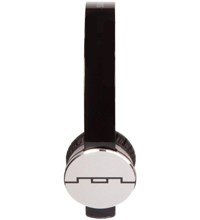 Black Tracks HD Headphones