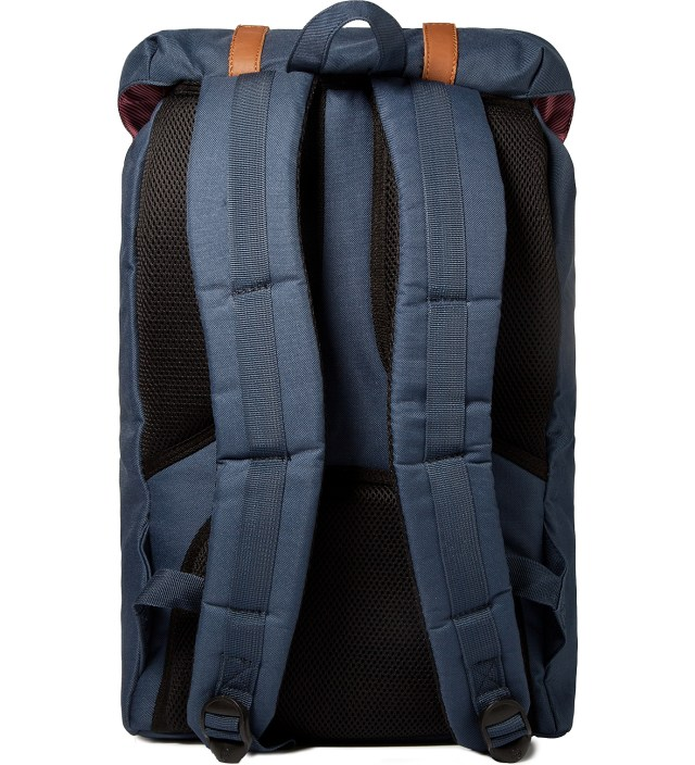 Navy Little America Backpack