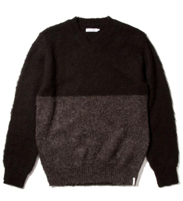 Black Bunny Sweater
