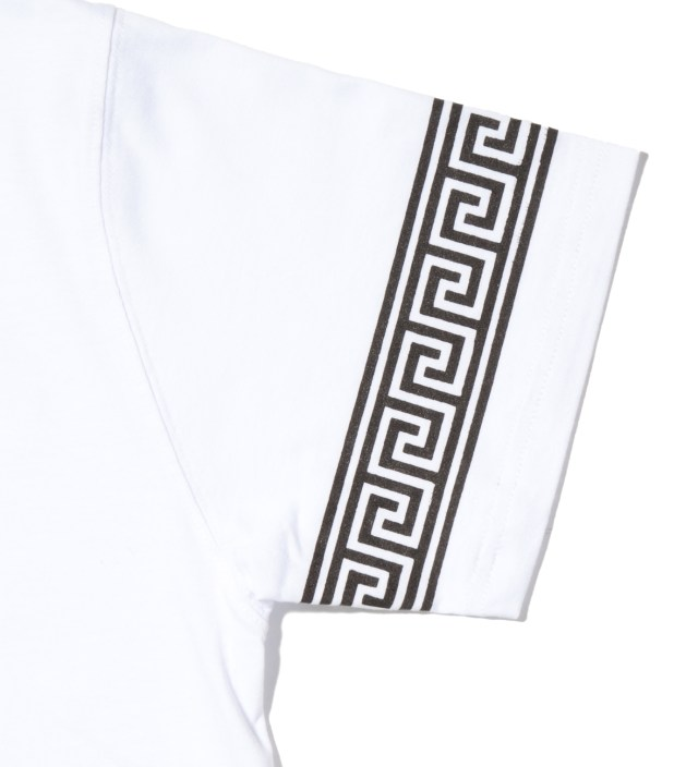White/Black Mr. Greek T-Shirt