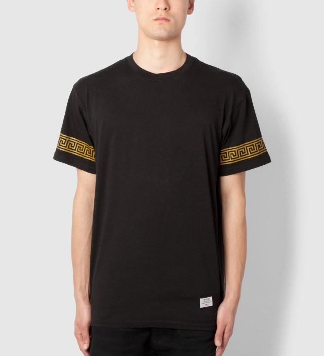 Black/Gold Mr. Greek T-Shirt