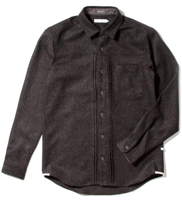 Charcoal Erick Shirt