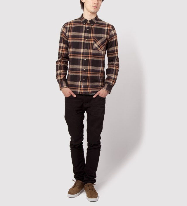 Brown Heckler Vndervvorld Shirt