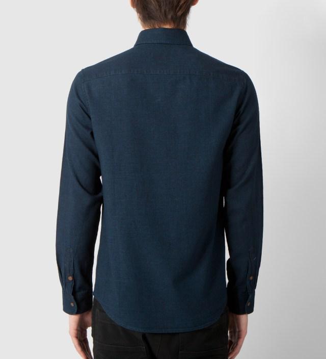 Blue Chemise Shirt