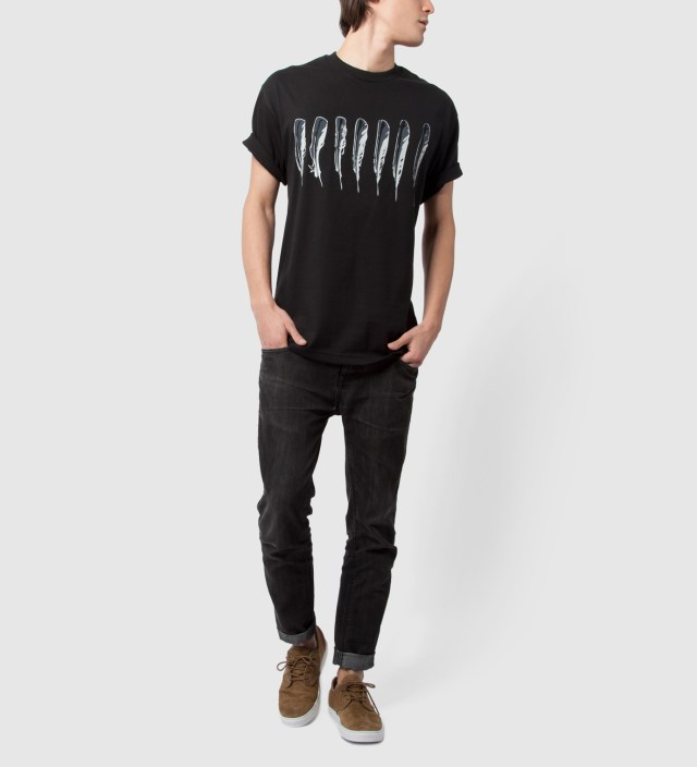 Black Feather King T-Shirt