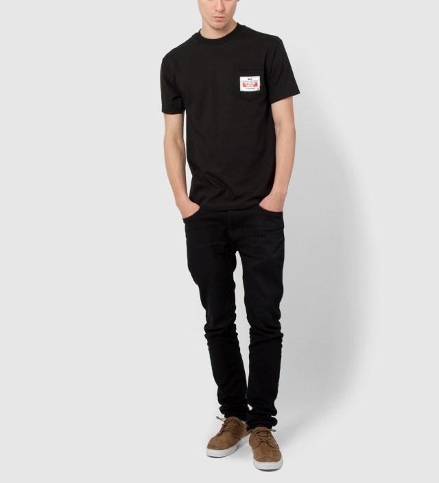 Black Service T-Shirt