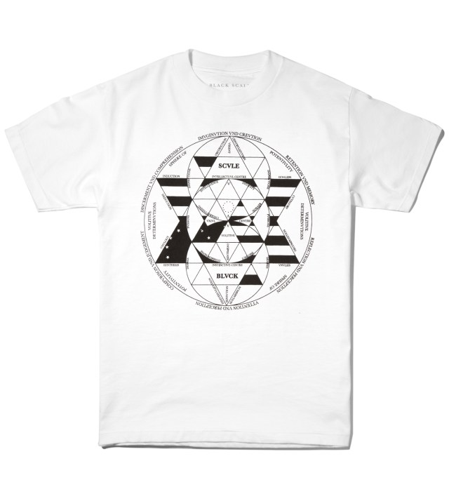 White Constitution of Scvle T-Shirt
