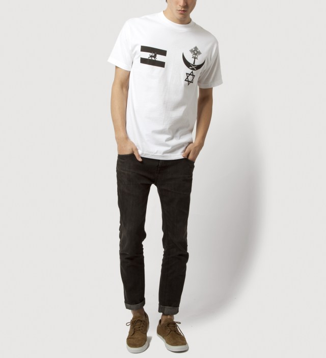 White Warrior Blvck T-Shirt
