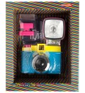 Diana F+ with flash CMYK
