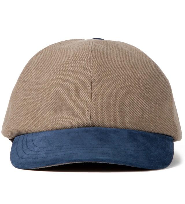 Grey/Navy Cap
