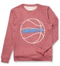 Red/White Basket Sweater