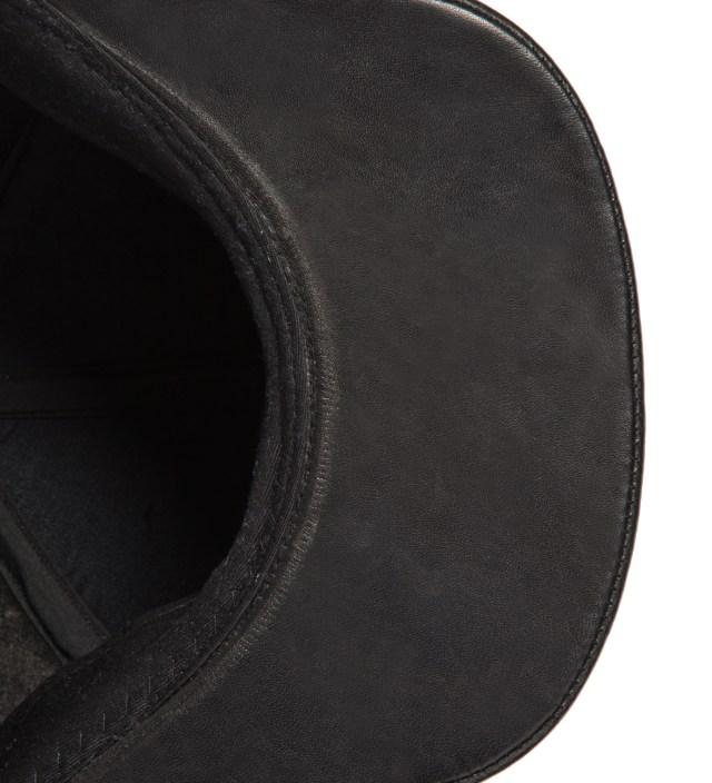 Black Skull Medallion Snapback Cap
