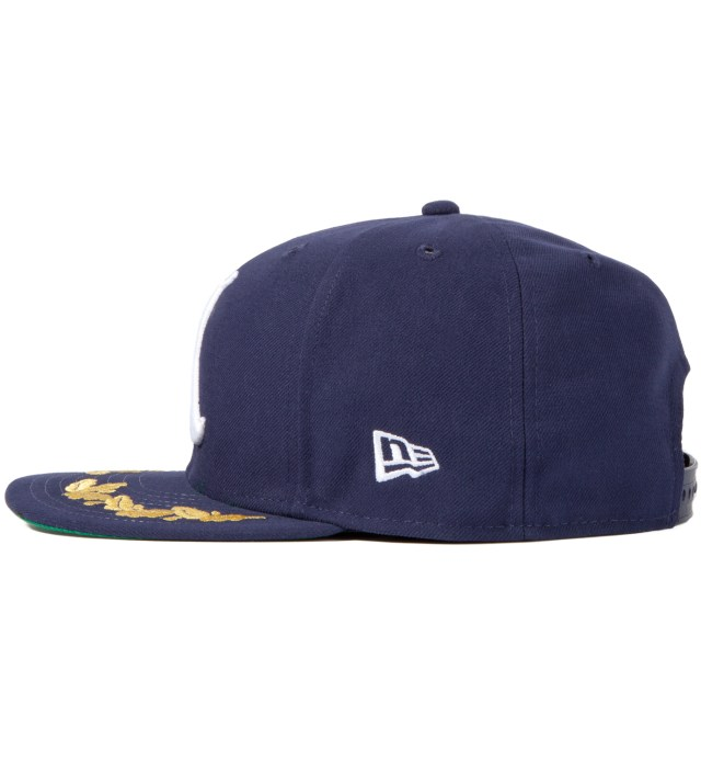Navy New Amsterdam New Era Snapback Cap