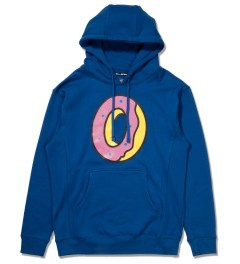 Odd Future Royal Blue One Donut Hoodie Picutre