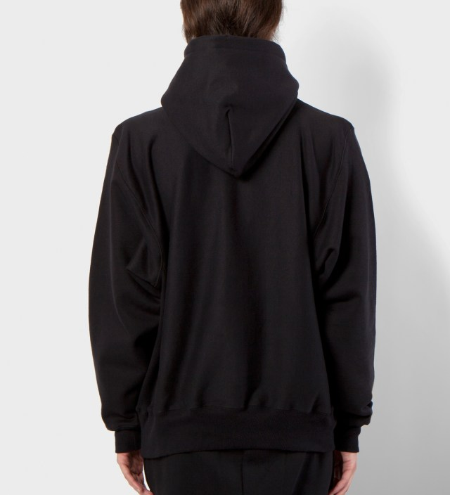 Black FUCT Wars Hooded Yard Suit