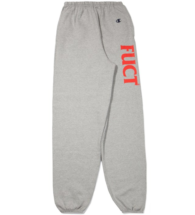 Grey FUCT Wars Hooded Yard Suit