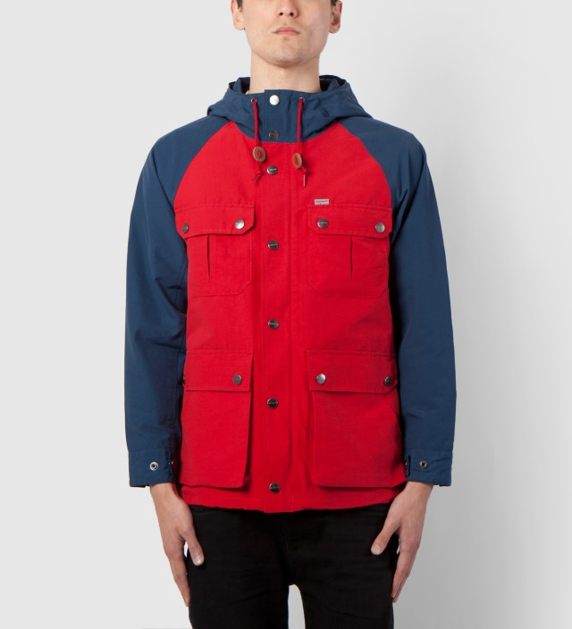 Solar/Naval Jonah Jacket