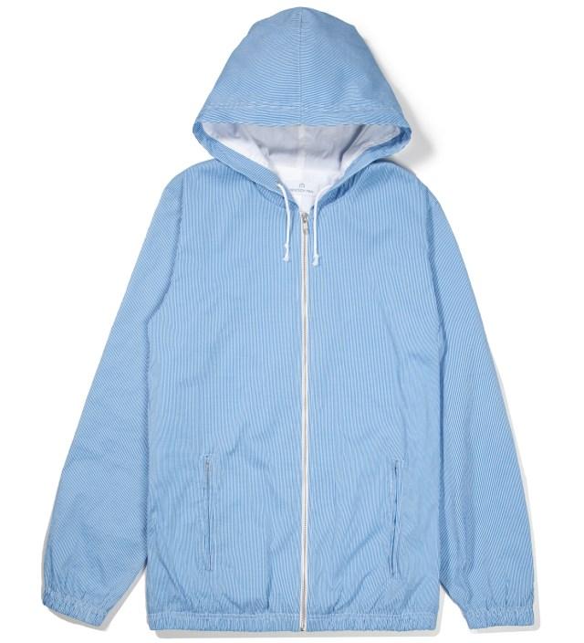 Blue Stripe Sports Jacket
