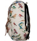 Bird Print Little America Backpack