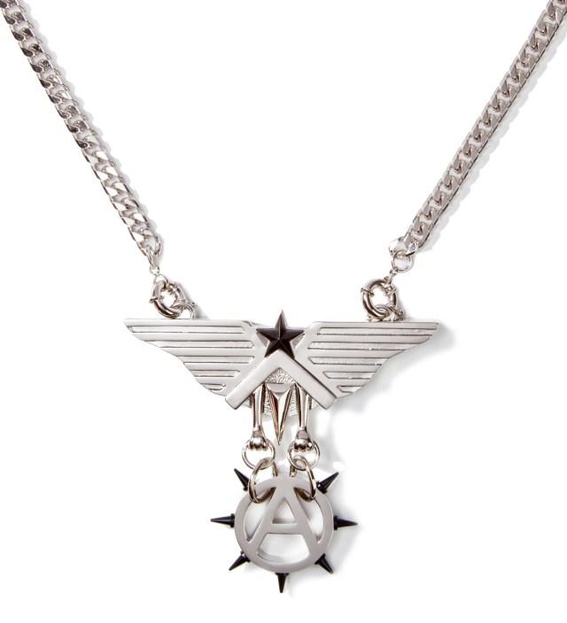 Silver Eagle Pendant