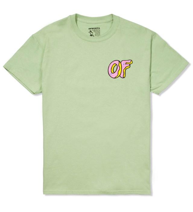 Mint Green OF Donut T-Shirt