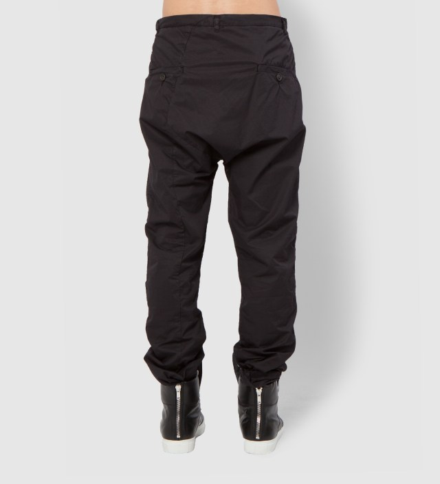 Black Peyotl MNS Pleated Pants