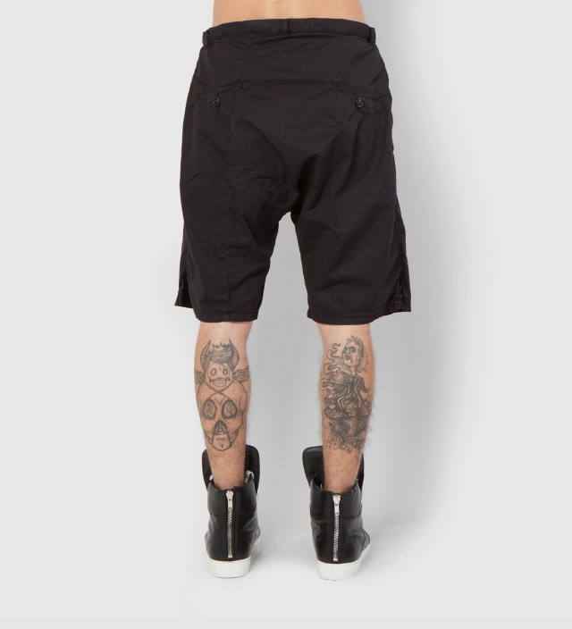 Black Phiylica MNS Shorts