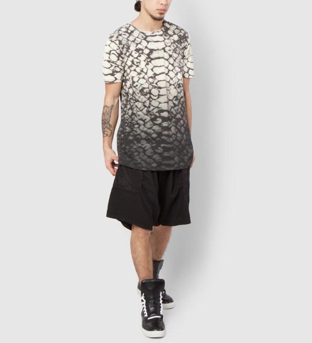 Black Poff MNS Padded Shorts