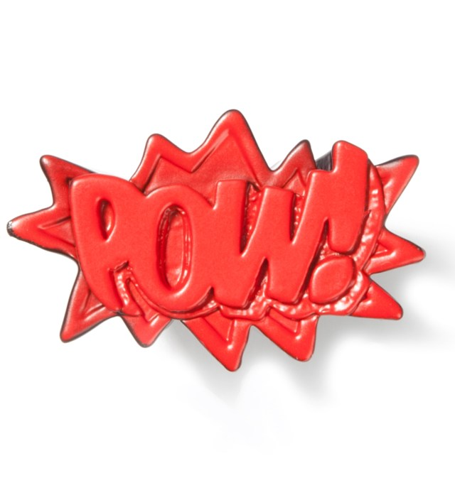 Red/Black POW! Ring Season6