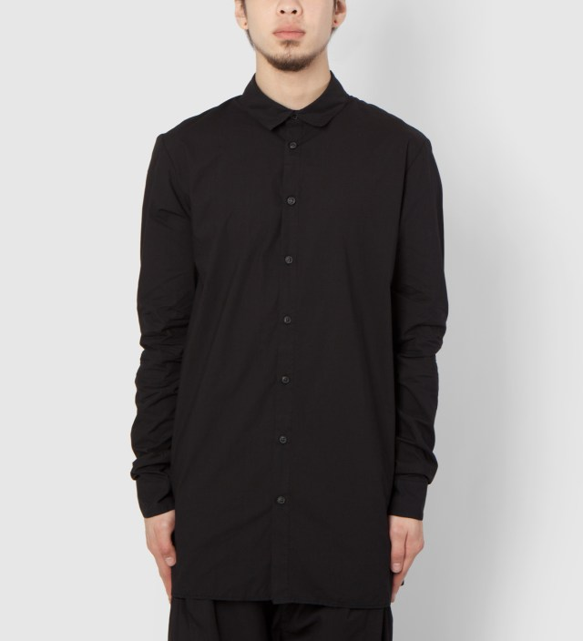 Black Silvan MNS Basic Shirt