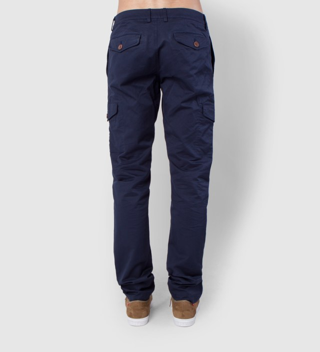 Navy Cargo Pant