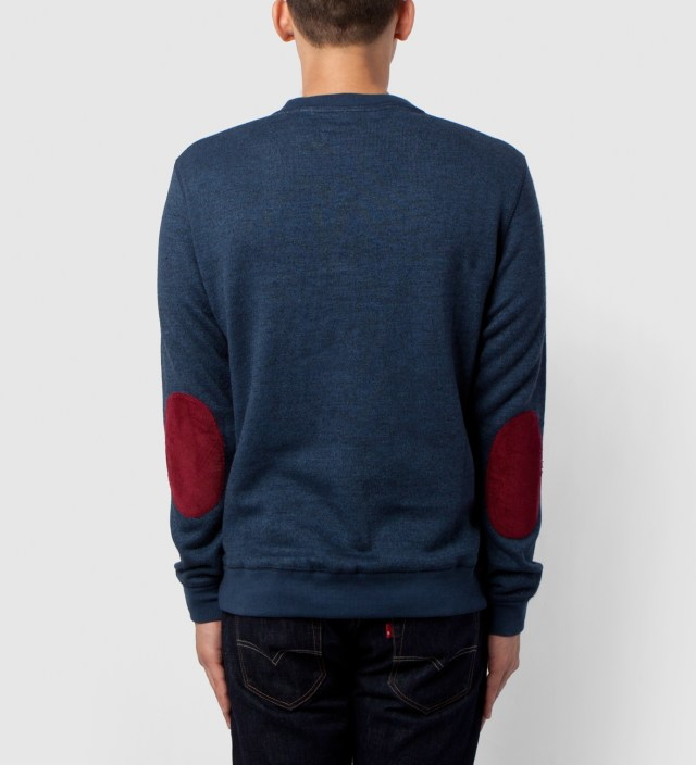 Navy/Multi Brooklyn Parle Francis Sweater