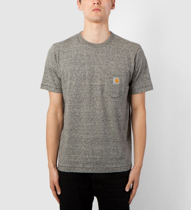 Asphalt American Heather Master Pocket T-Shirt