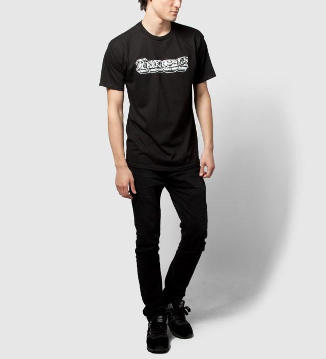 Black OG Crackle Rock T-Shirt
